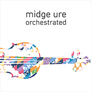 Midge Ure new album Orchestrated