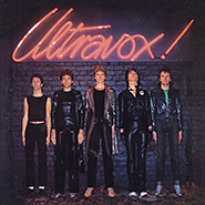 Ultravox! on coloured vinyl